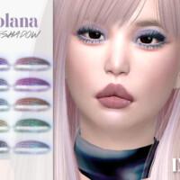 Imf Solana Eyeshadow N.202 By Izziemcfire