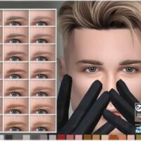 Eyebrows 20 By Bakalia