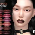 Imf Sereia Lipstick N.345 By Izziemcfire