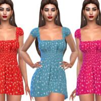 Summer Colorful Dresses By Saliwa