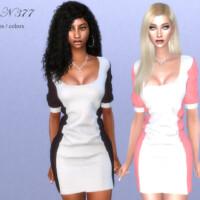 Dress N 377 By Pizazz