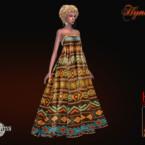 Hynaya Dress By Jomsims