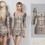 Effie Dress Vip24 By Turksimmer