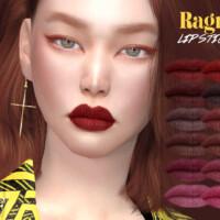 Imf Ragna Lipstick N.346 By Izziemcfire