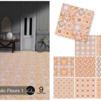 Hydraulic Floors 1