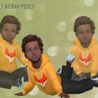 Sim'ply Kieran Poses By Idavt