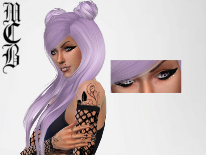 Sirpa Eyeliner By Maruchanbe