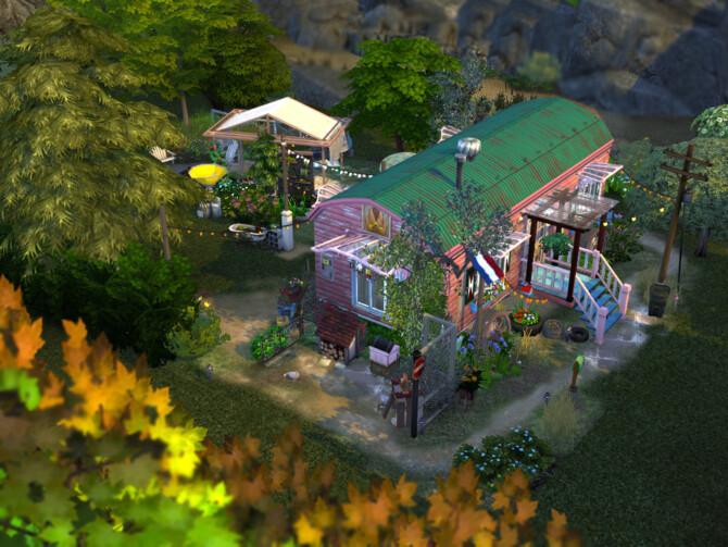 Sims 4 My Little Vardo by fredbrenny at TSR
