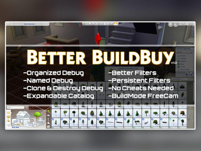 Better Buildbuy V1.6.4 By Twistedmexi