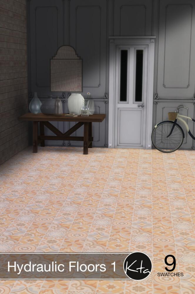 Sims 4 Hydraulic Floors 1 at Ktasims