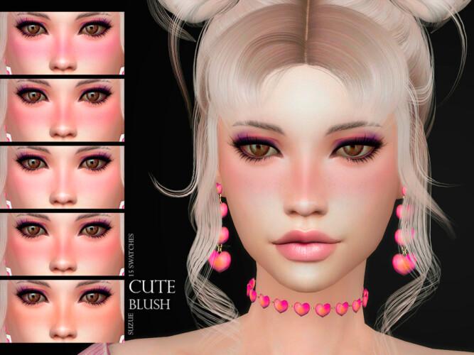 Cute Blush N13 By  Suzue