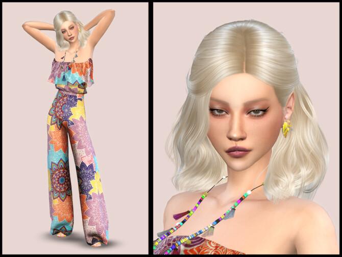 Sims 4 Ellie Bright by YNRTG S at TSR