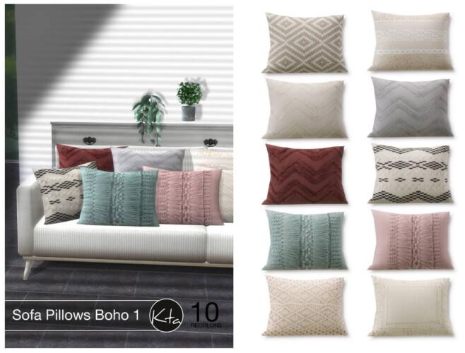 Sofa Pillows Boho 1