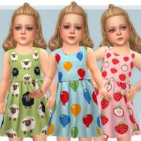 Sina Dress By Lillka