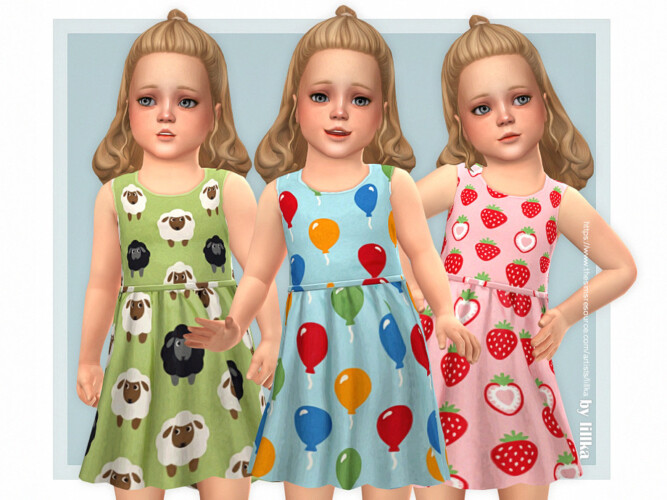 Sina Dress By Lillka
