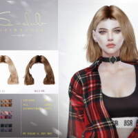 Hair N87 By S-club Ll