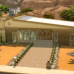 The Cloudscape Mid-century Modern Home By Dominopunkyheart