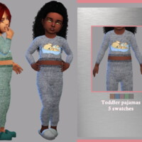 Toddler Pajamas Joice By Lyllyan
