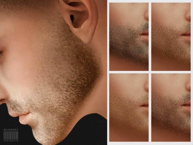 Beard N1 By Cosimetic