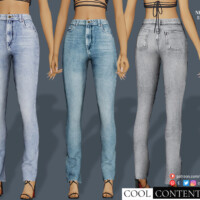 High Jeans By Sims2fanbg