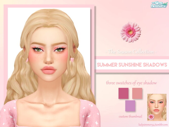 Summer Sunshine Shadows By Ladysimmer94