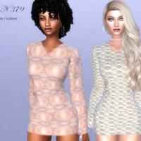 Dress N 379 By Pizazz
