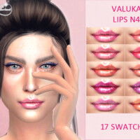Lips N4 By Valuka