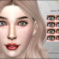 Eyes #2 By Coffeemoon