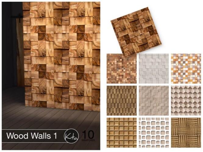 Wood Walls 1