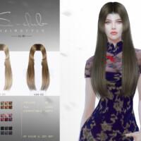 Asian Hair Style N85 By S-club Ll