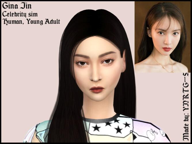 Gina Jin By Ynrtg-s