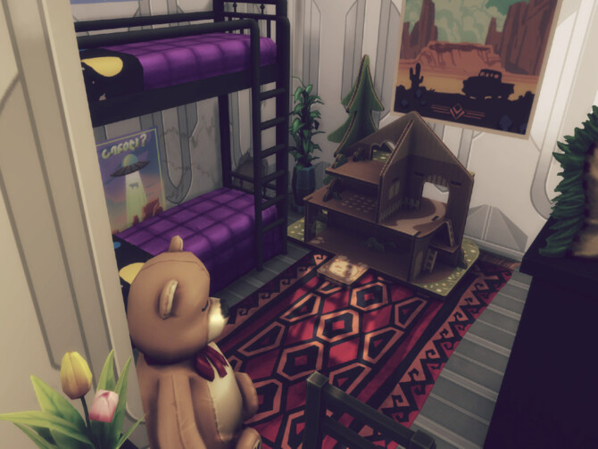 Sims 4 Dump lot by GenkaiHaretsu at TSR