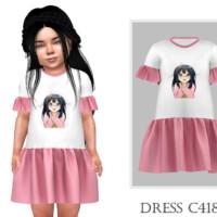 Dress C418 By Turksimmer