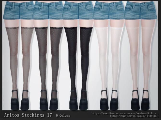 Sims 4 Stockings 17 by Arltos at TSR