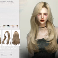 Wings-to0509 Hair By Wingssims