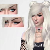 Kia Eyeliner By Maruchanbe