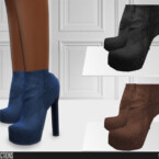 668 High Heels Boots By Shakeproductions