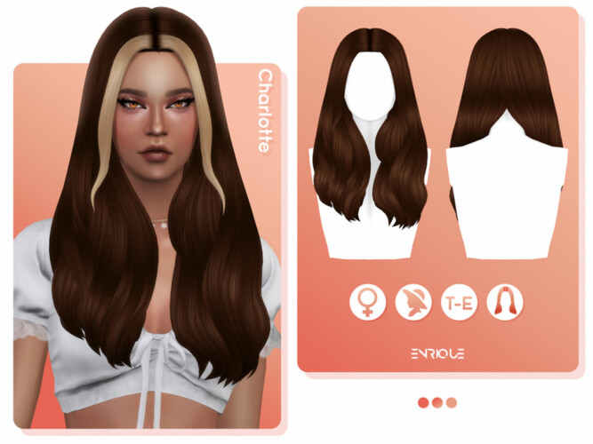 Charlotte Hairstyle By Enrique