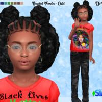 Braided Wonder Hair Child By Drteekaycee
