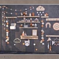 Phoebe Wall Decor By Soloriya