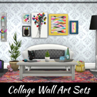 Collage Wall Art Sets