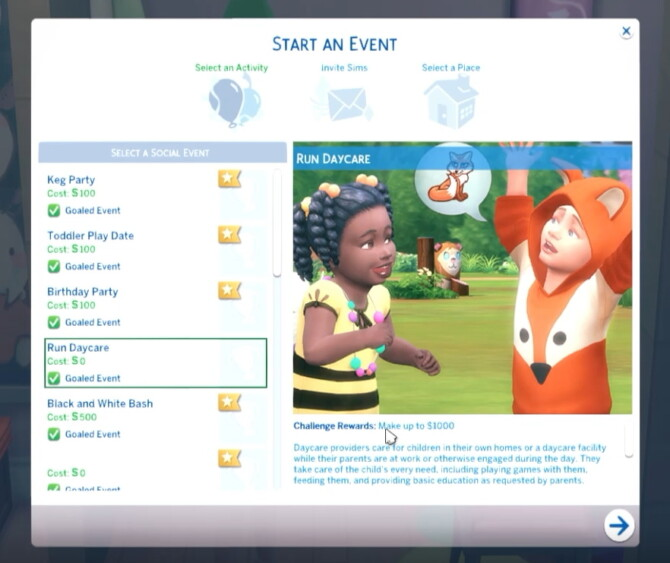Sims 4 Interactive Daycare Career by ItsKatato at Mod The Sims 4