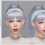 Almond Hair By Magpiesan