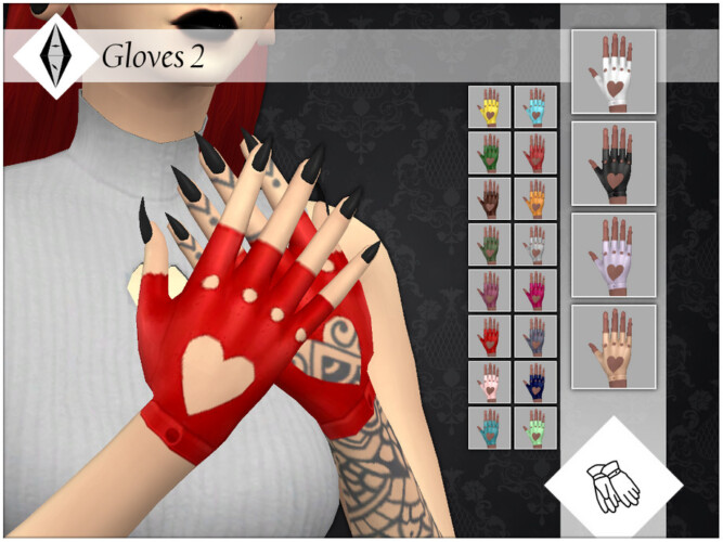 Gloves 2 By Aleniksimmer