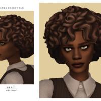 Aisha Hairstyle By Merci
