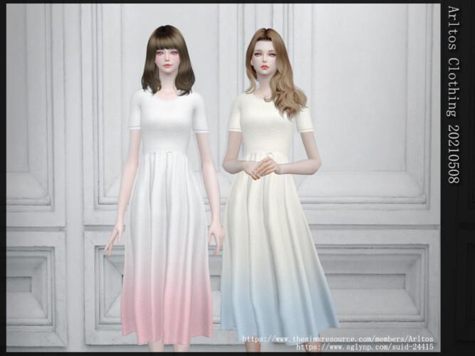 Dress 20210508 By Arltos