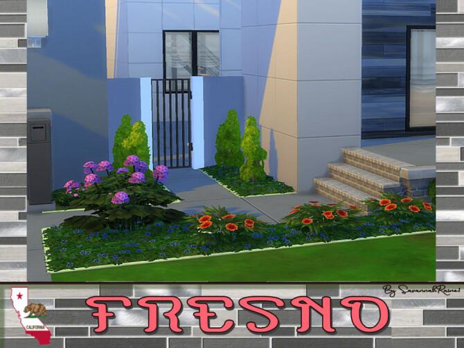 Sims 4 Fresno Luxury Home by SavannahRaine1 at Mod The Sims 4