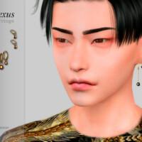 Nexus Earrings By Suzue