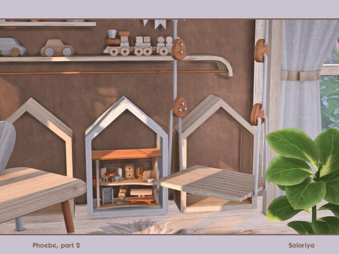 Sims 4 Phoebe Set Part Two by soloriya at TSR