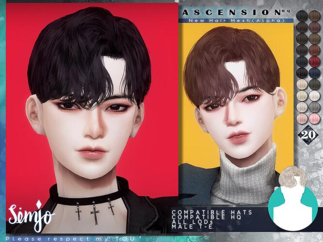 Ascension Hair By Kimsimjo